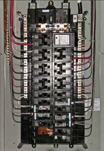 Residential Main Breaker Panel - Goodiel Electric