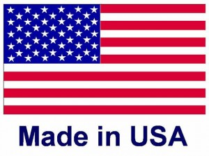 "Martin County electrician, Glenn Goodiel supports the ""Made In the USA"" campaign."