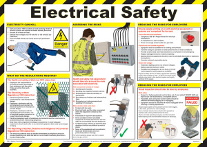 Electrical safety through public awareness.