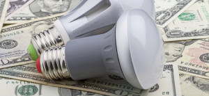 LED purchases require a cost analysis.